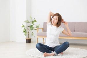 筋膜リリースで肩の可動域も改善