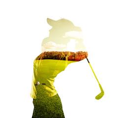 整体でゴルフ上達