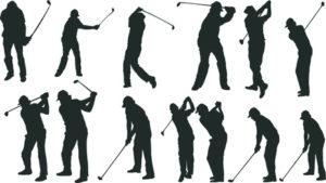 スイング解析とゴルフ整体