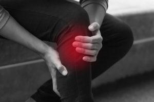 マラソン・ランニングでの膝の痛み