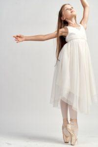 子供バレエの軸トレーニング
