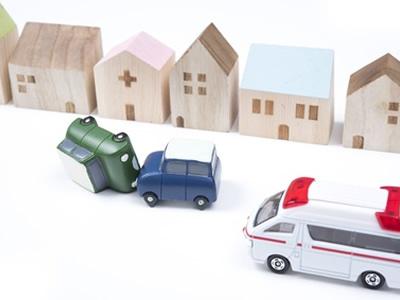 交通事故治療が必要なむち打ち症になる場合